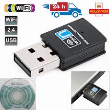 300 Mbps Wireless USB Dongle Adaptador Wifi Tarjeta Adaptador De Red Lan 802.11 B/g/n