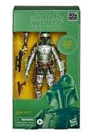 🌟 NEW Star Wars The Black Series Carbonized Boba Fett 6-Inch Action Figure
