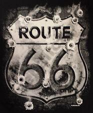 T-Shirt #763 ROUTE 66 BULLET BIKER V8 USA CUSTOM BIKE MOTORRAD HOTROD MOTORCYCLE