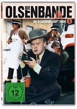 DVD *  DIE OLSENBANDE 5 - DIE OLSENBANDE LÄUFT AMOK - HD-REMASTERED  # NEU OVP