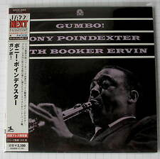 PONY POINDEXTER - Gumbo! JAPAN MINI LP CD OBI NEU RAR! UCCO-9452