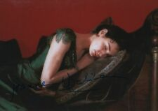 Jeanne FL autographe signed 20x30 cm image