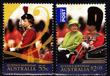 2009 Queen Elizabeth II Birthday  - MUH Complete Set