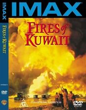 Imax - Fires In Kuwait (DVD, 2002) REGION-4, NEW AND SEALED, FREE POST AUS-WIDE