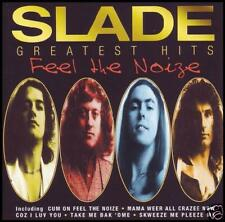 SLADE - FEEL THE NOIZE : GREATEST HITS CD ~ 70's GLAM ~ NODDY HOLDER NOISE*NEW*