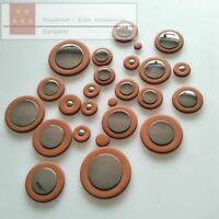 luxury Alto Eb Saxophone pads Replacement Leather Pads parts set