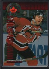 SCOTT STEVENS 1997/98 DONRUSS CANADIAN ICE #114 DOMINION DEVILS SP #122/150
