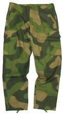 NORWAY NORWEGIAN ARMY COMBAT TROUSERS in M98 RIPSTOP CAMO GENUINE