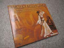 Music CD Bosnian Ethno Music Folk Instrument Pipe & Orchestra Bosnaton