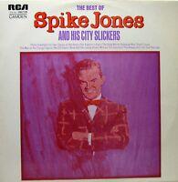 SPIKE JONES and HIS CITY SLICKERS The Best Of LP