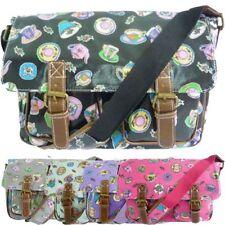 Zip Synthetic Satchels Handbags