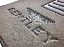 🇬🇧 Luxury Car Floor Mats 🏅Fully Tailored for 🌟Bentley  🏁Continental GT 🏁 ✅