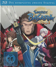 Sengoku Basara - Samurai Kings, Staffel 2, 2 Blu Ray Limited Edition, NEU & OVP