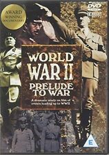 **NEW** - World War Two - Prelude to War [DVD] 5029248102166