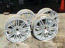 Set Of 4 Mercedes Benz 19 Wheels Rims A2214011602 Amp A2214011802 Front Amp Rear
