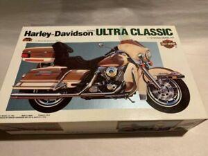 IMEX 1:12 Harley Davidson Ultra Classic Plastic Model Kit - New Sealed Box