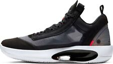 """Air Jordan XXXIV 34 """"Heritage"""" Black/ Silver/ Red Size 8-13 100% Authentic"""