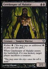 *MRM* FOIL FR Gardien de la porte de Malakir / Gatekeeper of Malak MTG Zendikar