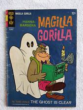 Magilla Gorilla #9 (Oct 1966, Western Publishing) VG