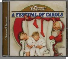 Norman Rockwell: A Festival of Carols - Nelson Eddy, Paul Weston Orchestra CD!