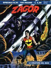 Zagor Special 30.Le creature del buio.Sergio Bonelli Editore