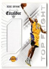 Various Kobe Bryant Game-Used Jersey GU Memorabilia Cards - You Choose
