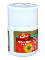 Dabur Ayurvedic Amarsundari Gutika for Cold, Rheumatic Fever - 30 Tablets Pack