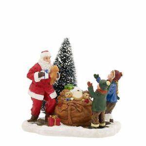 LUVILLE Geschenke Kelche Wein Weihnachtsmann - Presents From Santa Code 1015135