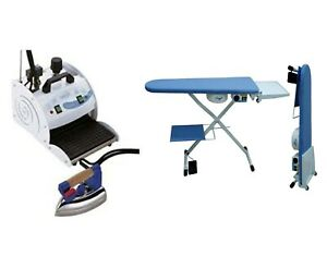 Snail Professional Commercial Industrial Ironing Systems - Boilers, Tables, Iron