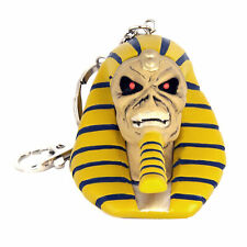 Iron Maiden Collectibles: Legacy of the Beast Pharaoh Head Eddie Key Chain