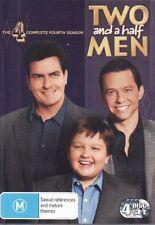 Two And A Half Men : Season 4 (DVD, 2008, 4-Disc Set)