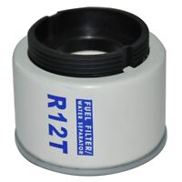 1X(R12T Fuel /Water Separator Filter Engine for 40R 120AT S3240 NPT ZG1/4-19 nj