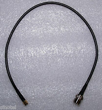 Cable Pigtail Adaptador De Antena Plomo SO239 [PL259] a SMA macho hembra RG-58 500mm