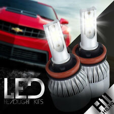 XENTEC LED HID Headlight Conversion kit H11 6000K for 2004-2012 Volvo S40
