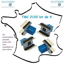 driver silencieux TMC2130 3d print cnc stepper à l'unité ou par 4