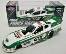 MIKE NEFF 2011 CASTROL 1/64 ACTION DIECAST FUNNY CAR FORD MUSTANG JOHN FORCE RAC