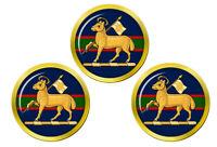 Queen's Royal Régiment ( Ouest Surrey), Armée Britannique Balle de Golf Marqueur