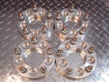 5x100 to 5x130 USA Made Wheel Adapters 19mm 12x1.5 Studs 57.1 Bore x 4 Spacers