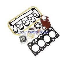 ENGINE/HEAD GASKET SET FOR ISUZU 4LE2 ENGINE Case Hitachi Kobelco Excavator IHI