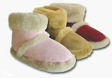COOLERS CHILDRENS GIRLS FLUFFY SLIPPERS WARM LINED SLIPPER BOOTS SHOES