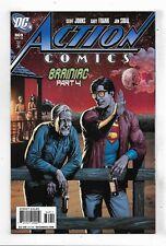 Action Comics 2008 #869 Very Fine