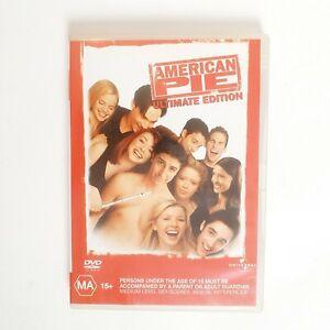 American Pie Movie DVD Region 4 AUS Free Postage - Comedy