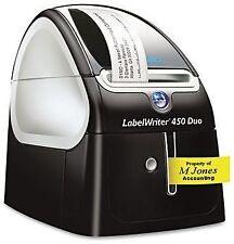 Dymo LabelWriter 450 Duo Label Thermal Printer