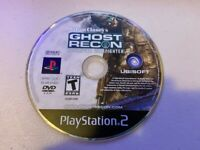 Tom Clancy's Ghost Recon: Advanced Warfighter (PlayStation 2 PS2) - DISC ONLY