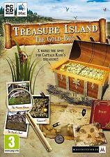 Isla del tesoro: el Escarabajo De Oro (Pc Dvd) Nuevo Sellado
