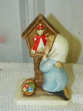 Hummel Goebel Charlot Byj LITTLE PRAYERS ARE BEST Figurine #59 1967 W Germany