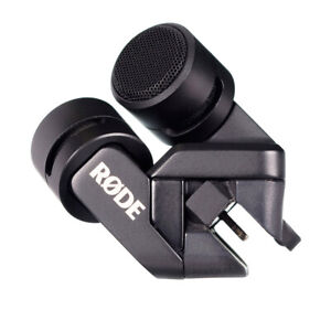 Rode i-XY - Lightning Cardioid Condenser Microphone for iOS