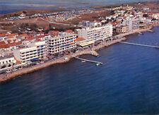 Carte GRAU DU ROI Camargue Vue aérienne Promenade et Campings