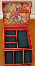 NEW Bob's Boxes (Gather Together) Antique Jewelry Box