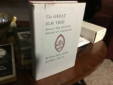 THE GREAT ELM TREE. 1969. History of the Lexington KY Episcopal Diocese